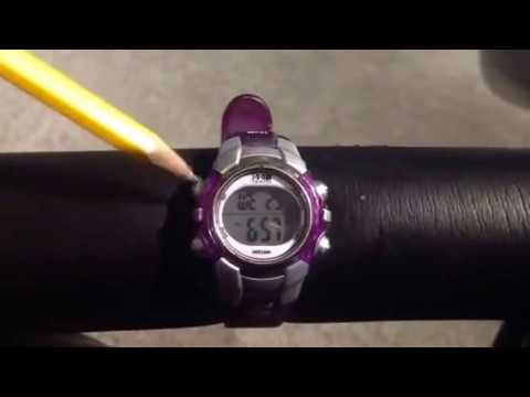 Setting Timex 1440 Sports Watch Youtube