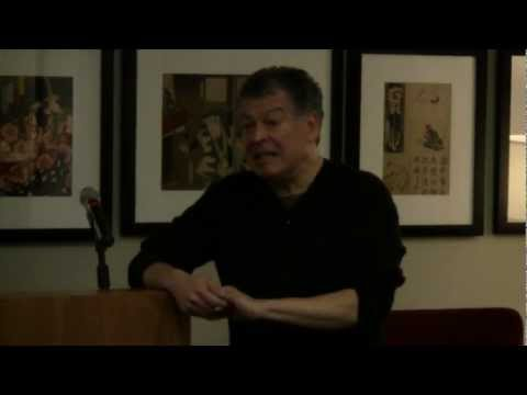 Francisco Goldman - The Distinguished Writers Series at the Newhouse Center