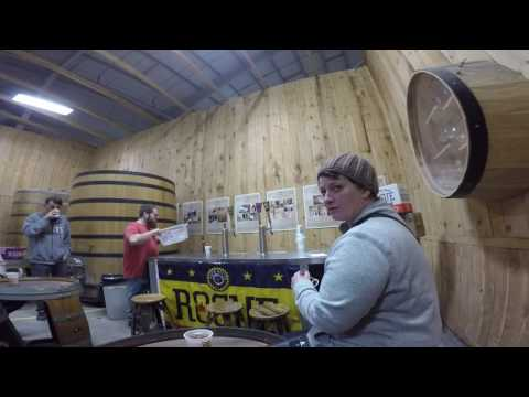 Rogue Spirits & Ales Factory Tour