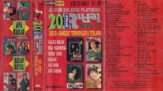 20 Super Rudal Disco Dangdut Hits 93/94