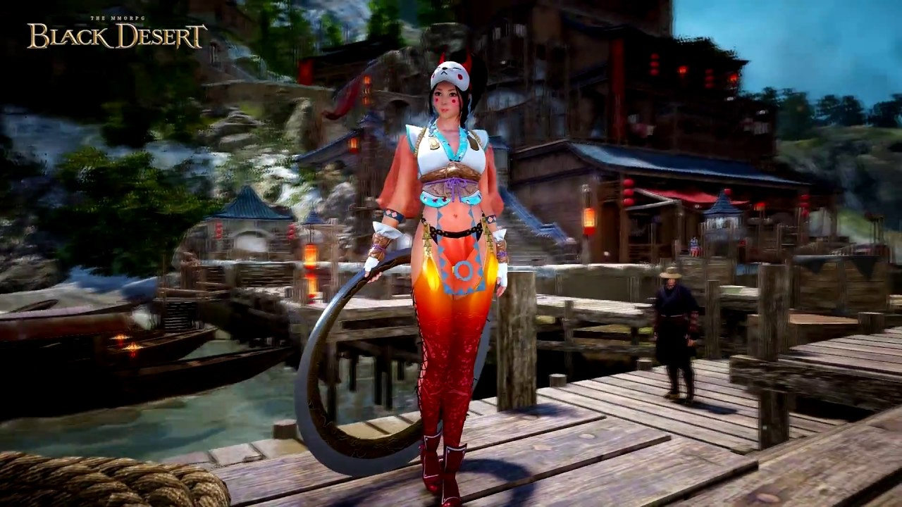 Black Desert Classes Guide - All Classes Stats, Default