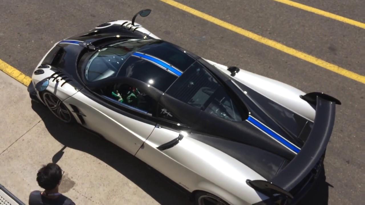 Pagani Huayra BC Supercar World Time Attack 2016 $3,000,000 Price ...