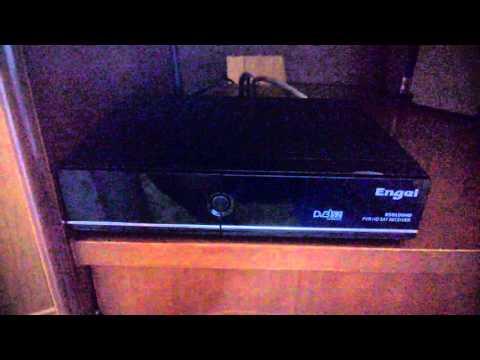 Engel rs8100hd unresponsive youtube - Engel rs8100hd alcampo ...