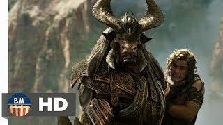 Боги Египта (2016) - Нападение минотавров | Сцена из фильма