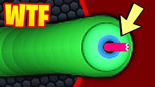 *WOW* Slither.io A.I. 800,000+ Score Epic Slitherio Gameplay