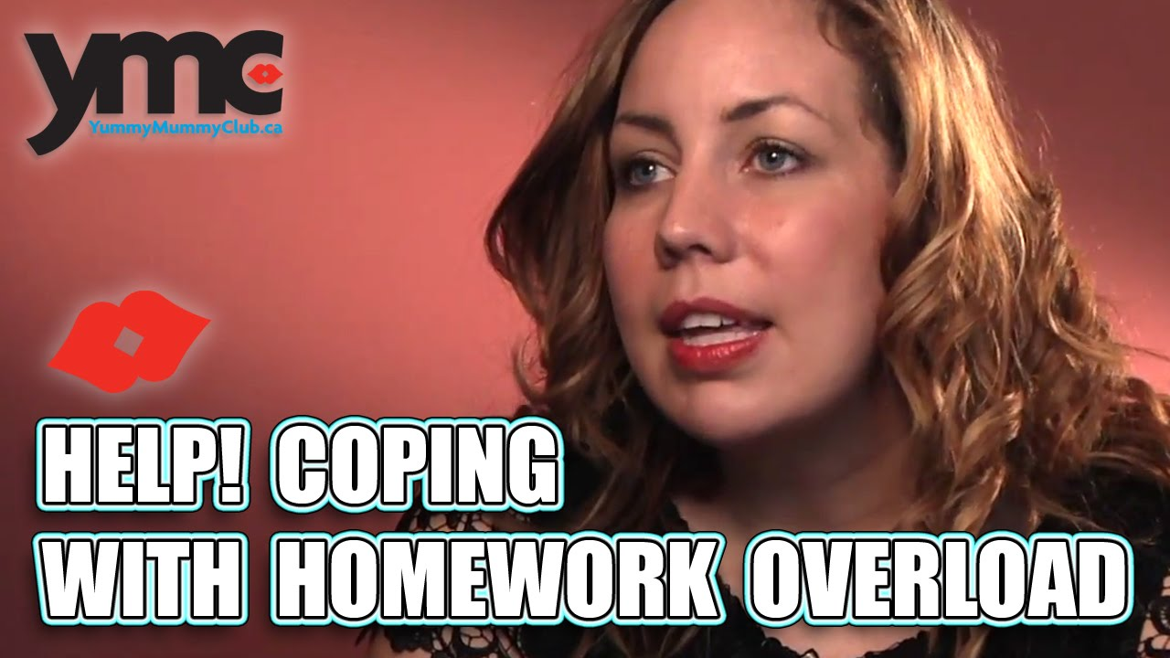 How to deal with the homework overload?