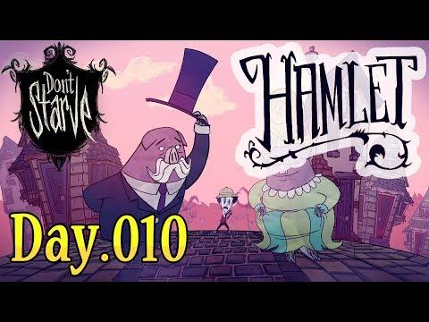 【ふしぎ豚サバイバル】Don't Starve: Hamlet (EA) をふつうに実況プレイ Day010