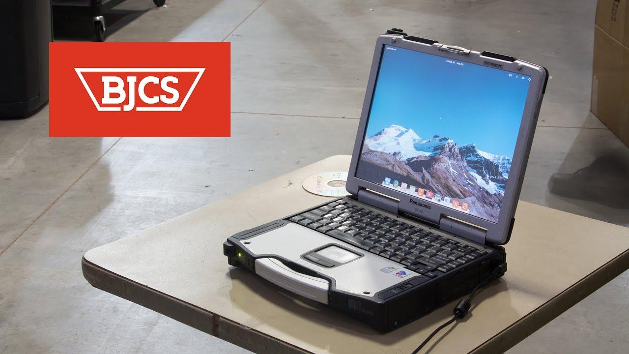 panasonic toughbook cf-29 touchscreen drivers
