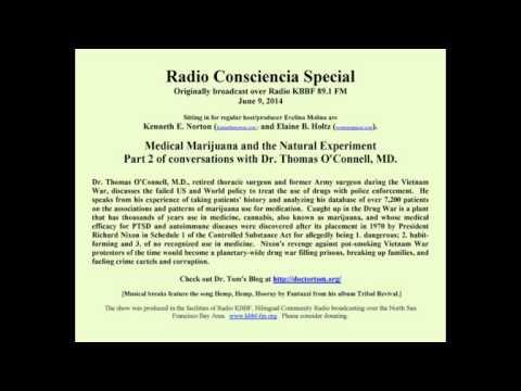Medical Marijuana and the Natural Experiment, Part 2, June 9, 2014