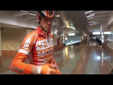 В метро с велосипедом