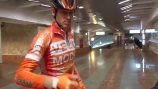 видео можно с велосипедом в метро
