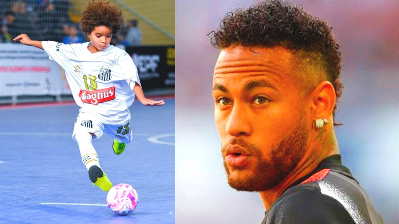 Download THE BOY, WHO IMPRESSED NEYMAR, MESSI and THE WHOLE WORLD! Who is Kauan Basile?