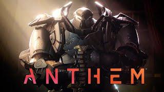 Anthem - Legion of Dawn Official Trailer