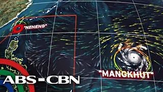 ANC: Potential 'supertyphoon' to enter PH  by September 12, 2018 - PAGASA