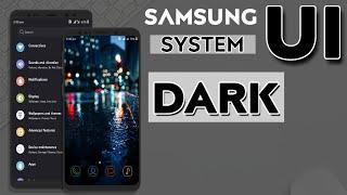 Note 9 Dark Theme