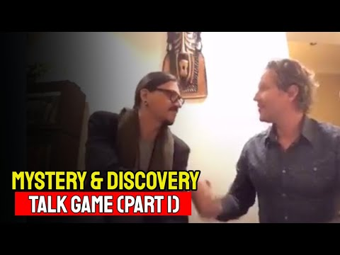 Mystery & Discovery talk Game (part 1of 2) LIVE on #Periscope