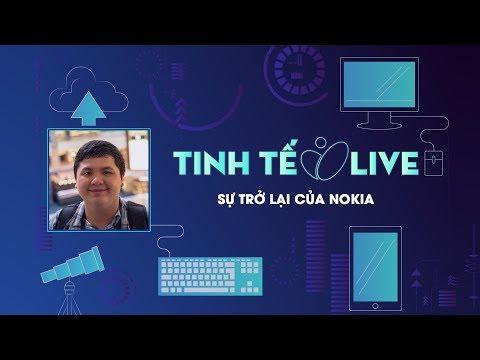 Live stream: Sự trở lại của Nokia