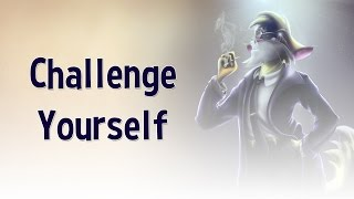 Artist Blog - Challenge Yourself