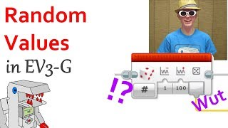 Random Values Block - EV3 Programming Tutorial