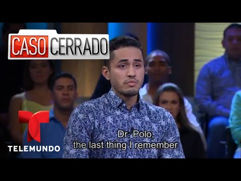 Caso Cerrado   Dinner Date Leads To Drug Setup? 😳💑👮🏽⛓️  Telemundo English