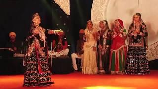 Rajasthani Dance / Padamshree Gulabo  kalbeliya dance in wedding