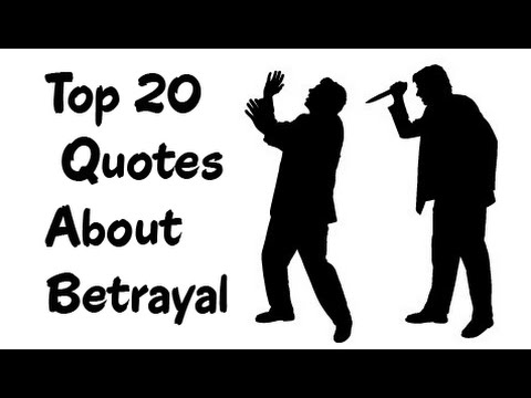 Quotes About Friendship Betrayal Awesome 20 Betrayal Sayings And Betrayal Quotes  Wise Old Sayings  Youtube