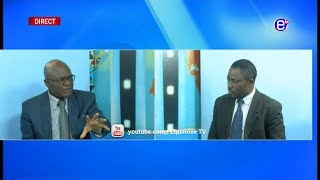 THE INSIDE (Guest: Dr Nick NGWANYAM) SUNDAY NOVEMBER 25th 2018 - EQUINOXE TV