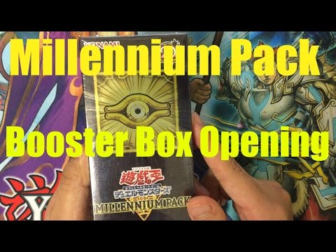 [yu-gi-oh]-millennium-pack-booster-box-opening!!