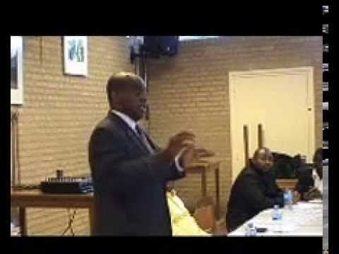 Alie Kabba   Town Hall Meeting, Continental Europe April 2015