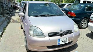 Toyota Yaris | Vitz 2002 | 1.0 Review