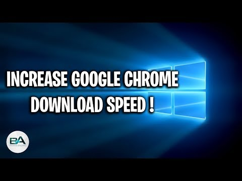 how to boost download speed on chrome - Myhiton
