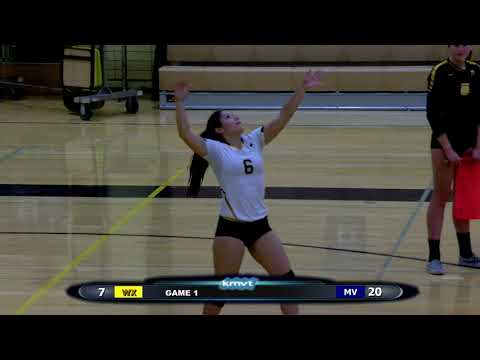 Wilcox Chargers vs Mountain View Spartans - Volleyball, October 26, 2017