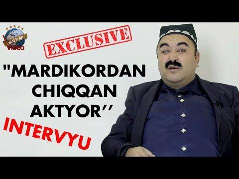"""""""Qalpoq"""" Maraymamat tog'a: """"Mardikordan chiqqan aktyor"""""""