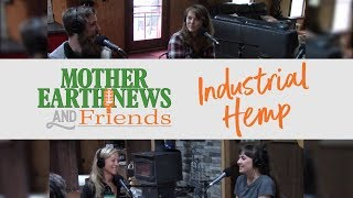 Industrial Hemp • Podcast Recording