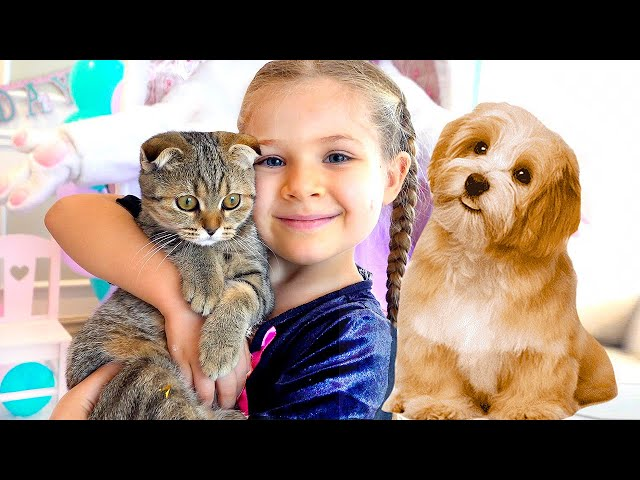 Diana and Animal Stories for Kids