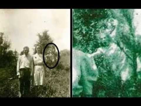 Real Ghost Pictures - YouTube