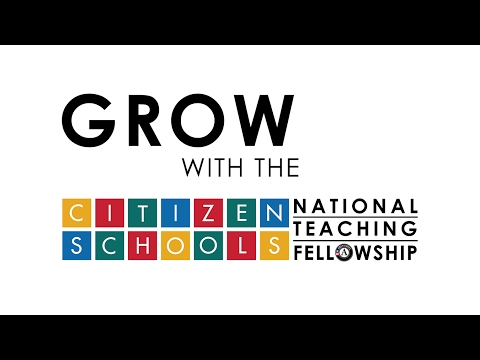 Grow with National Teaching Fellowship
