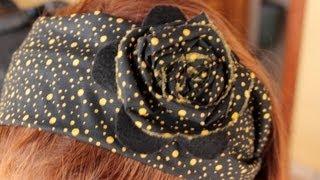 Como customizar uma tiara