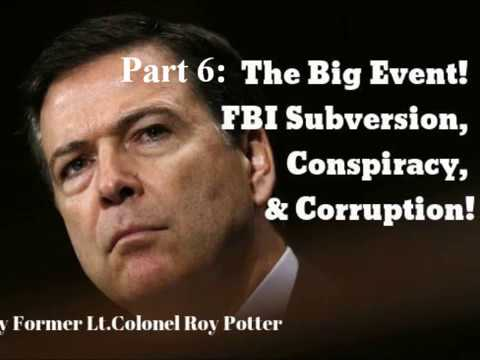 Part 6: FBI Corruption: Obama To Tahiti (No Extradition)