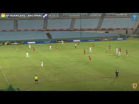 Partido 12 / Sport Huancayo 0 - 8 Nacional - Grupo C (ST)