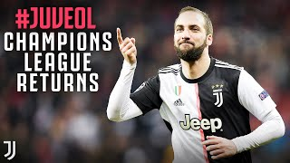 💪 READY FOR LYON! | Juventus Meet The Press and Train Ahead of Champions League Return!