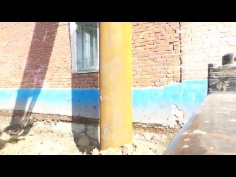 Видео Труба 600 мм стальная