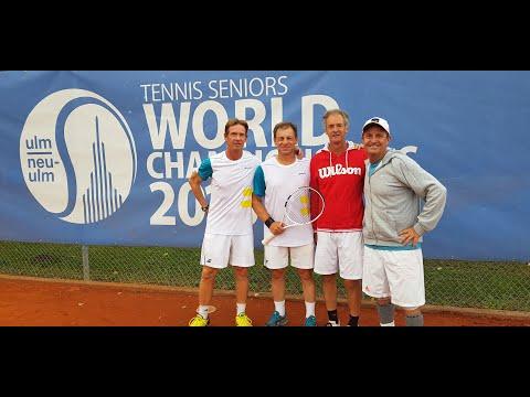ITF Seniors Ulm 2018 Semifinale doubles 55