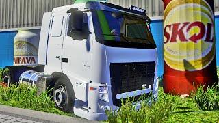 AmBev Distribuidora de Cervejas - Rodando Pelo Brasil