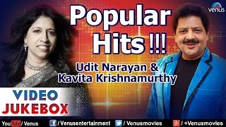 Popular Hits Udit Narayan Kavita Krishnamurthy Best Hindi Songs