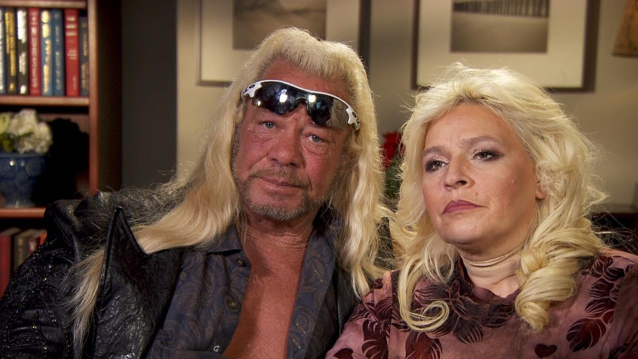 Dog the Bounty Hunter Fights Back Tears Over Wife's Cancer Battle