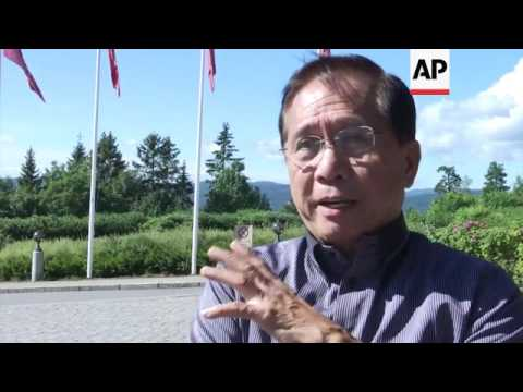 Philippines govt. hopeful in rebel peace talks