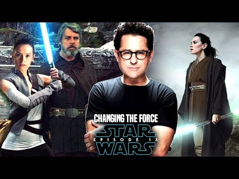 Star Wars Episode 9 JJ Abrams Changing The Force & More! (Star Wars News)