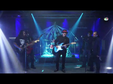 Los Hijos del Blues  - Rockopolis ( Titanio TV )