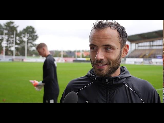 Inför Falkenbergs FF - IFK Göteborg, Allsvenskan 2020